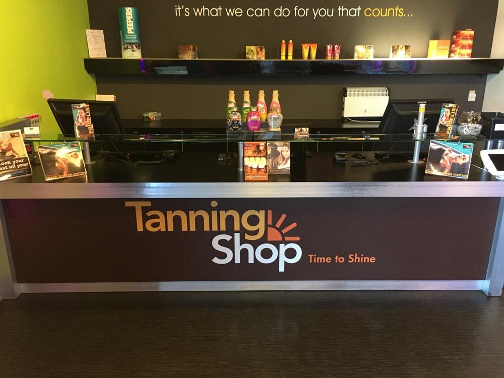 Tanning Shop - Derby 2