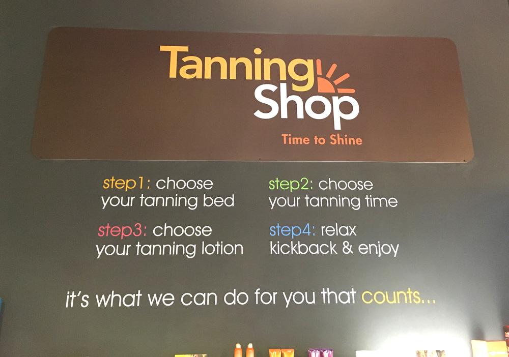 Tanning Shop - Derby