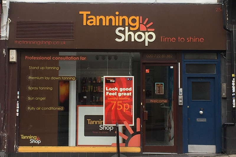 e9b54792168 Sunbed Tanning & Spray Tans | Clapham | The Tanning Shop