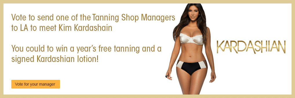 Vote to Send Your Favourite Store Manager to Visit Kim Kardashian in Los Angeles!