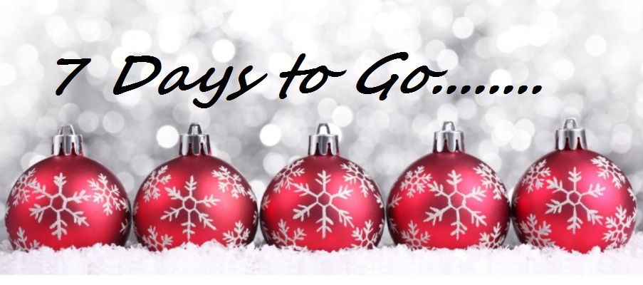 Deal 9 Starts Today! Only 7 Sleeps Until Christmas Eve!   Tanning Shop