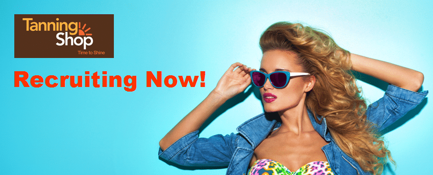 The Tanning Shop Chatham is Recruiting: F/T Store Staff