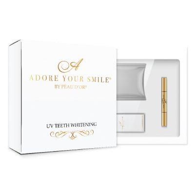 Adore Your Smile UV Teeth Whitening Kit