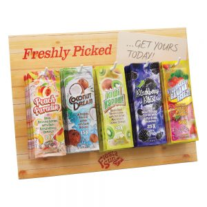 Fiesta Sun Fruity Sachet Deal