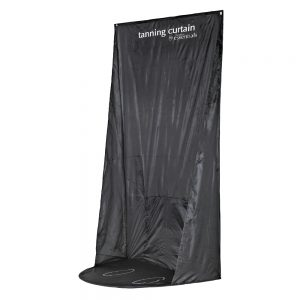 Tanning Essentials Wall Hanging Spray Curtain