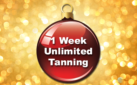 11th – 12th December1 Week Unlimited Tanning