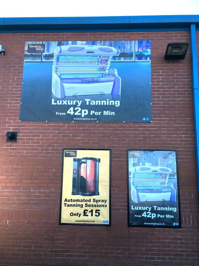 Tanning Shop - Derby 5