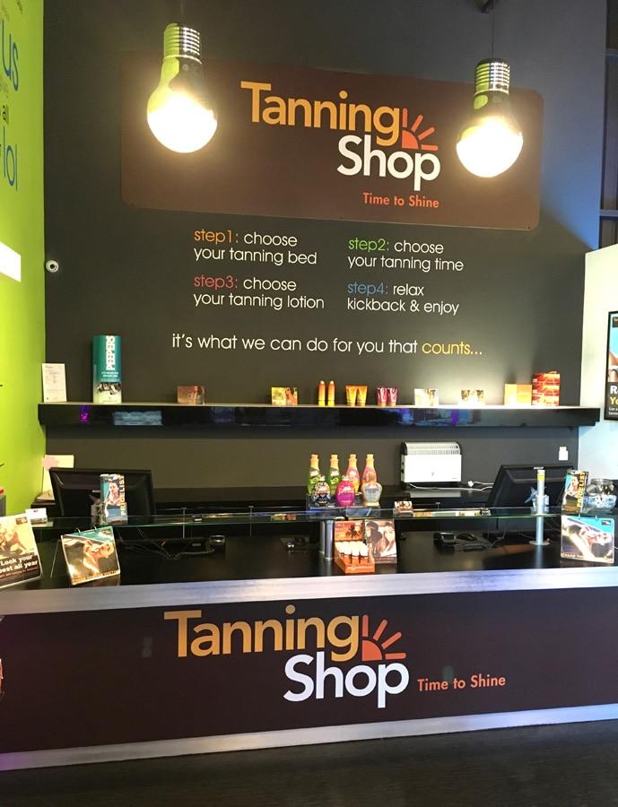 Tanning Shop - Derby 8