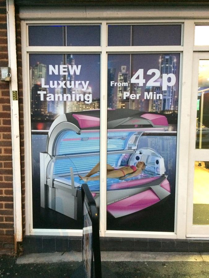Tanning Shop - Oldbury 3