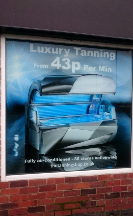Tanning Shop - Stoke 2