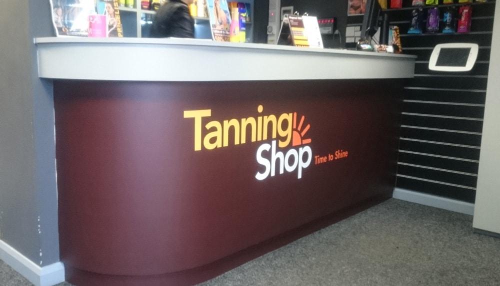 Tanning Shop - Stoke