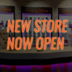 Update! A New Store and a New Look!