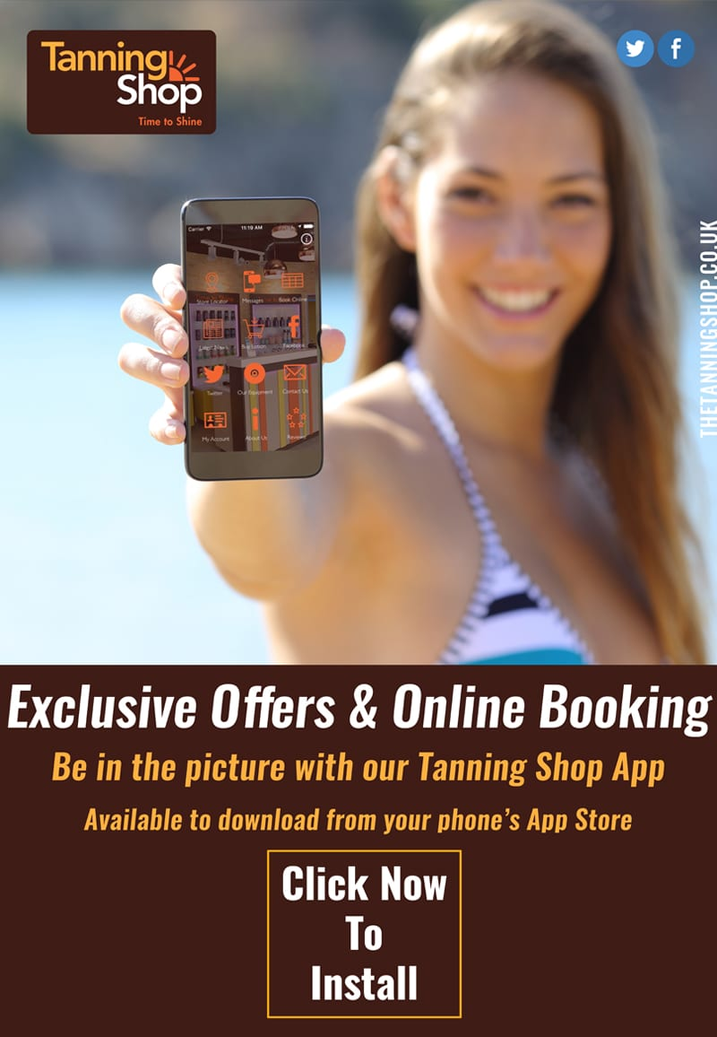 My Details - The Tanning Shop