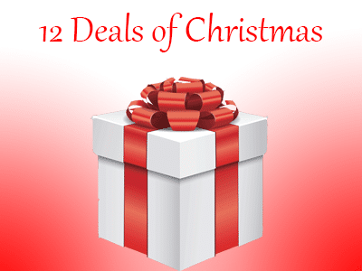 The Tanning Shop 12 Deals Of Christmas
