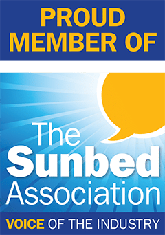 The Tanning Shop Are Proud Members Of The Sunbed Association - The Tanning Shop