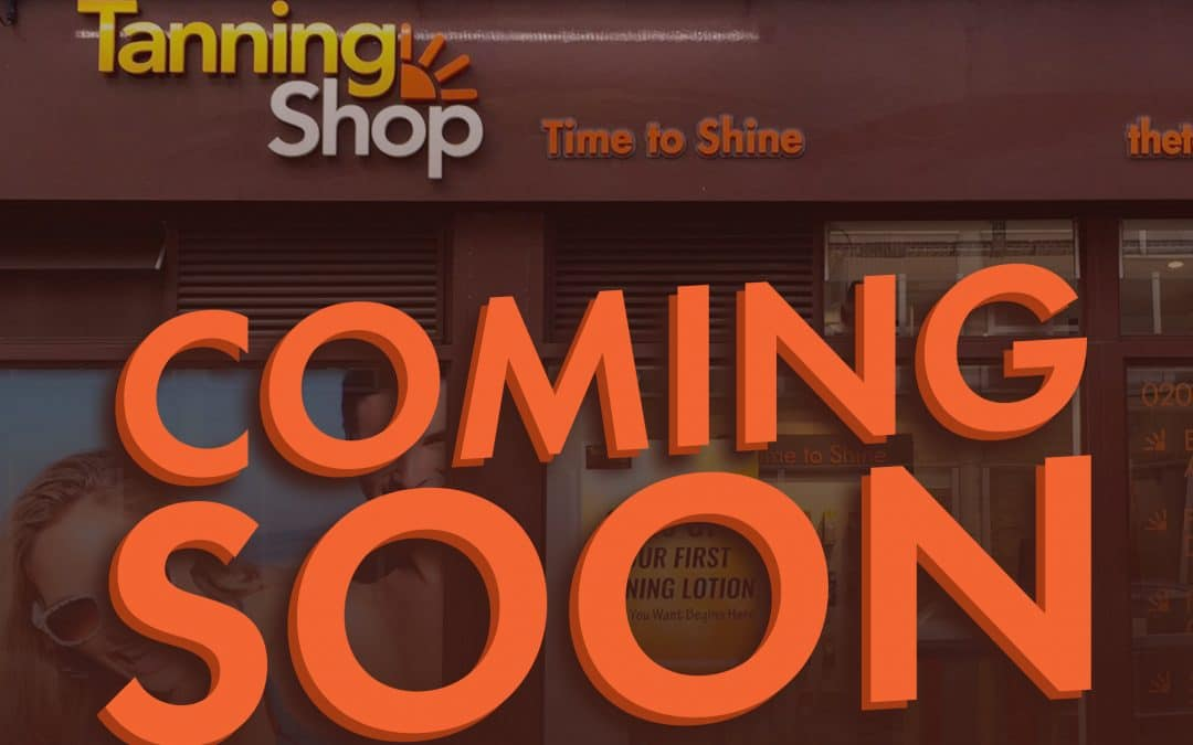 The Tanning Shop Cheltenham Coronation Square is Joining the Family.