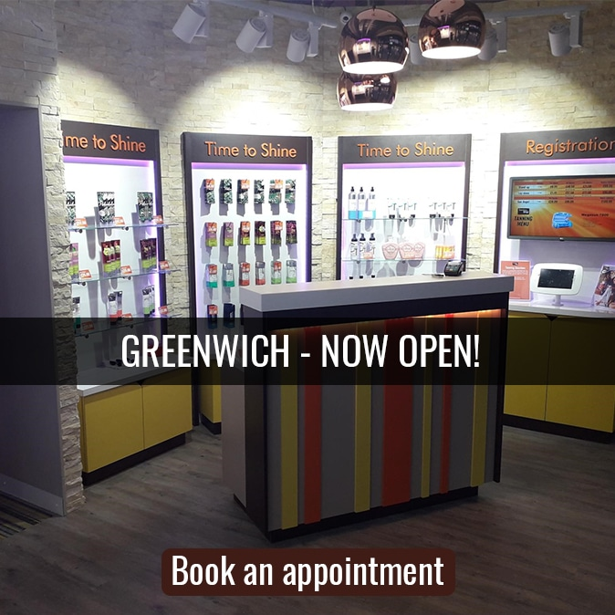 The Tanning Shop Greenwich Is Now Open!