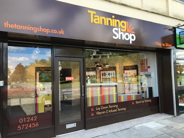 The Tanning Shop Sutton Coldfield is NOW OPEN!