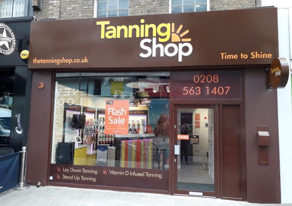 The Tanning Shop Hammersmith Has Moved