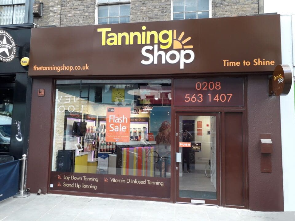 The Tanning Shop Hammersmith Has Moved - The Tanning Shop