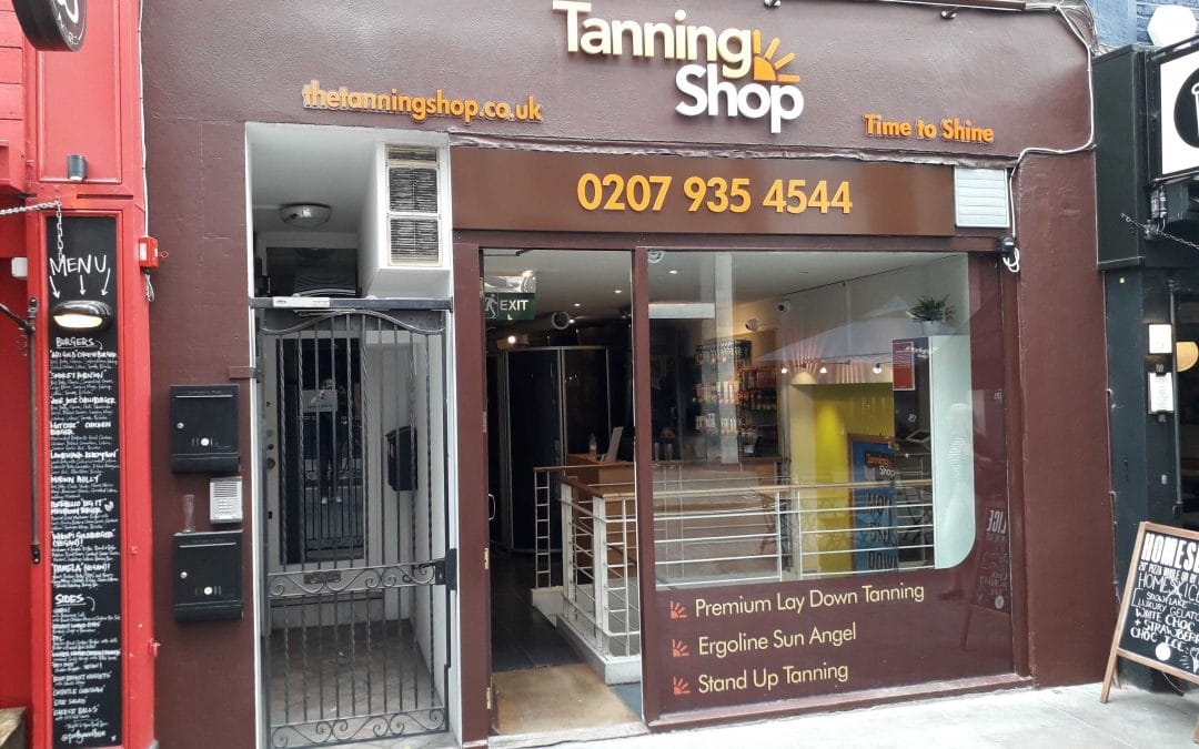 The Tanning Shop Bond Street Is Now Open!