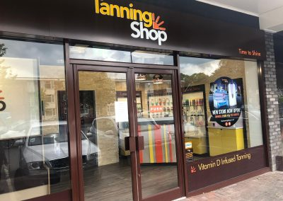 Sutton Coldfield Store Front