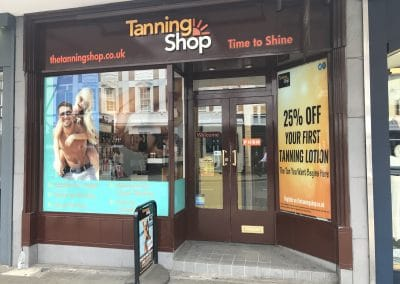 Guildford Store Front