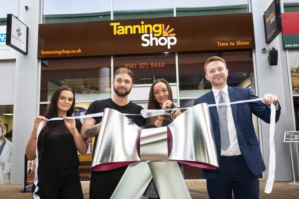 The Tanning Shop comes to Openshaw, Manchester! - The Tanning Shop