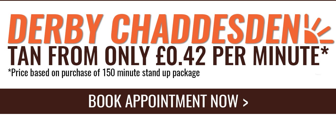 The Tanning Shop Derby - Chaddesden - The Tanning Shop