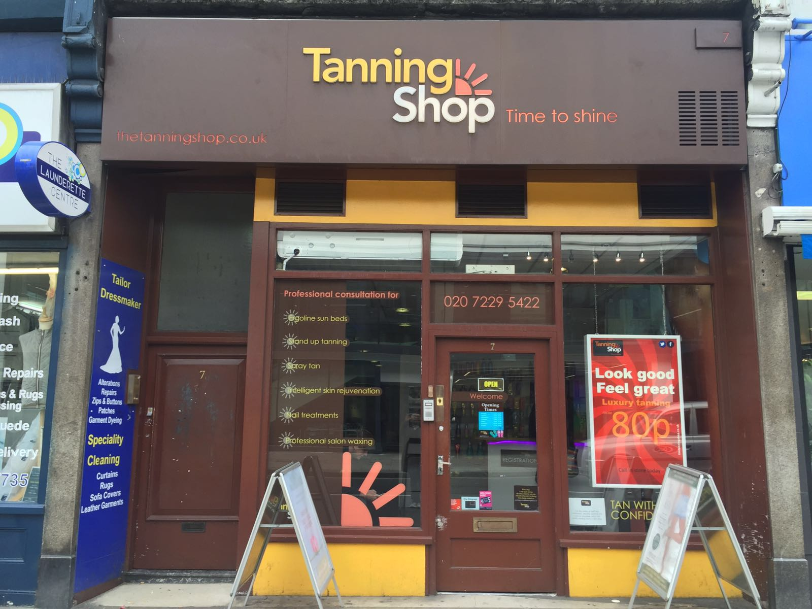 Thank you - The Tanning Shop