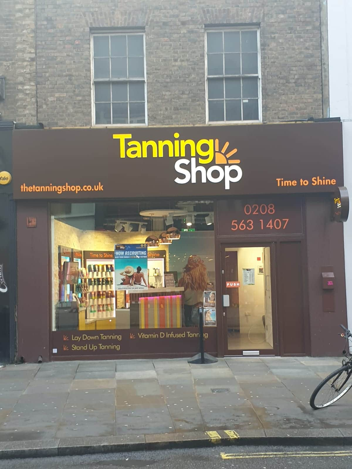 The Tanning Shop Hammersmith - The Tanning Shop