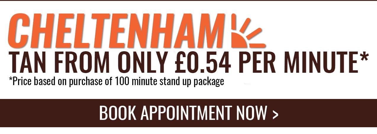 The Tanning Shop Cheltenham - The Tanning Shop