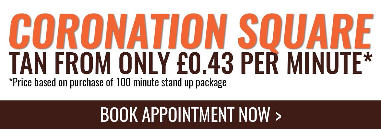 The Tanning Shop Cheltenham Coronation Square - The Tanning Shop