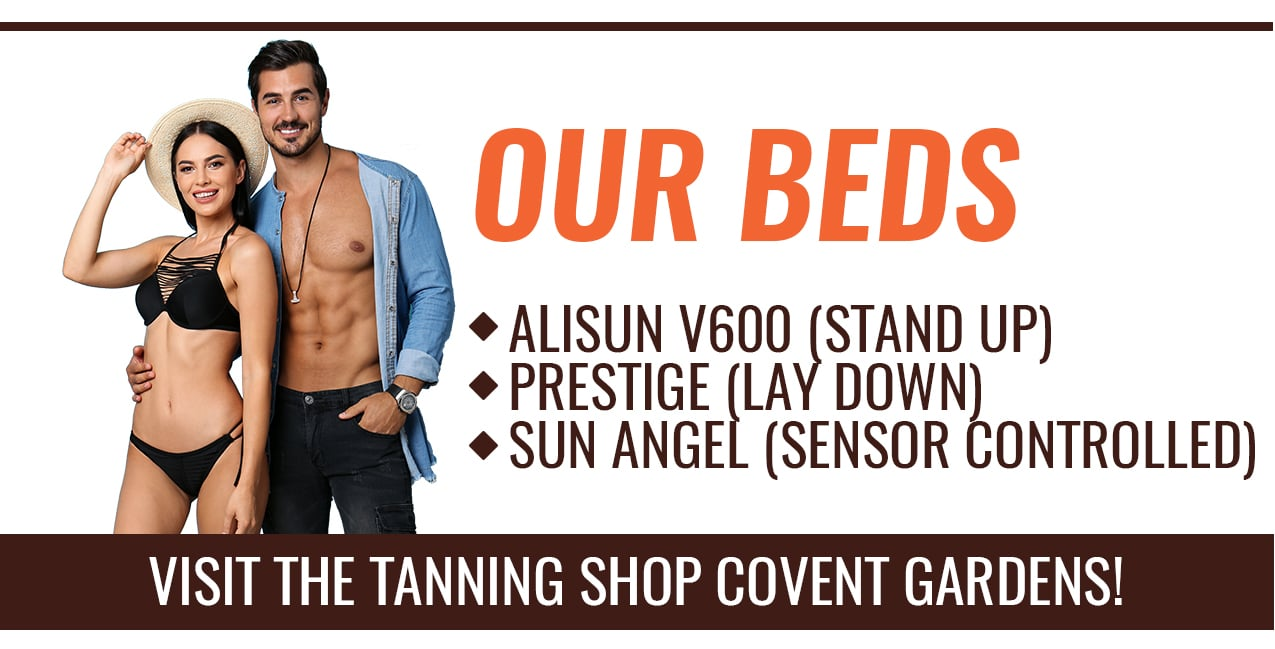 Tanning Shop Covent Garden - The Tanning Shop