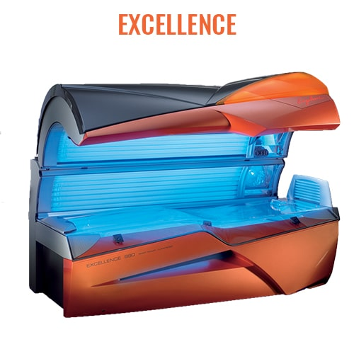 Our Equipment - The Tanning Shop