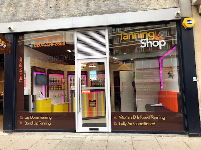 The Tanning Shop Finchley Road - The Tanning Shop