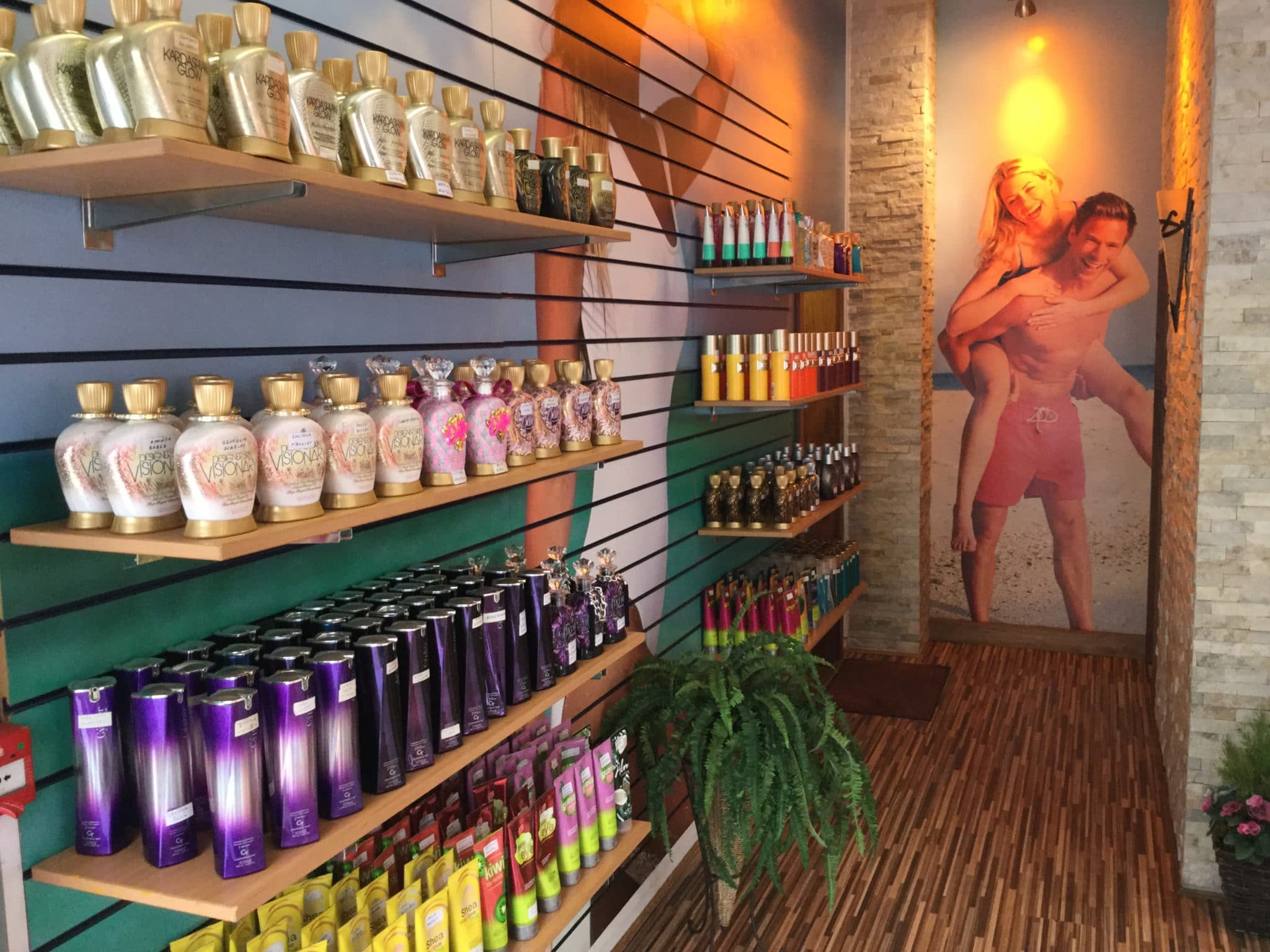 The Tanning Shop Praed Street/ Paddington - The Tanning Shop