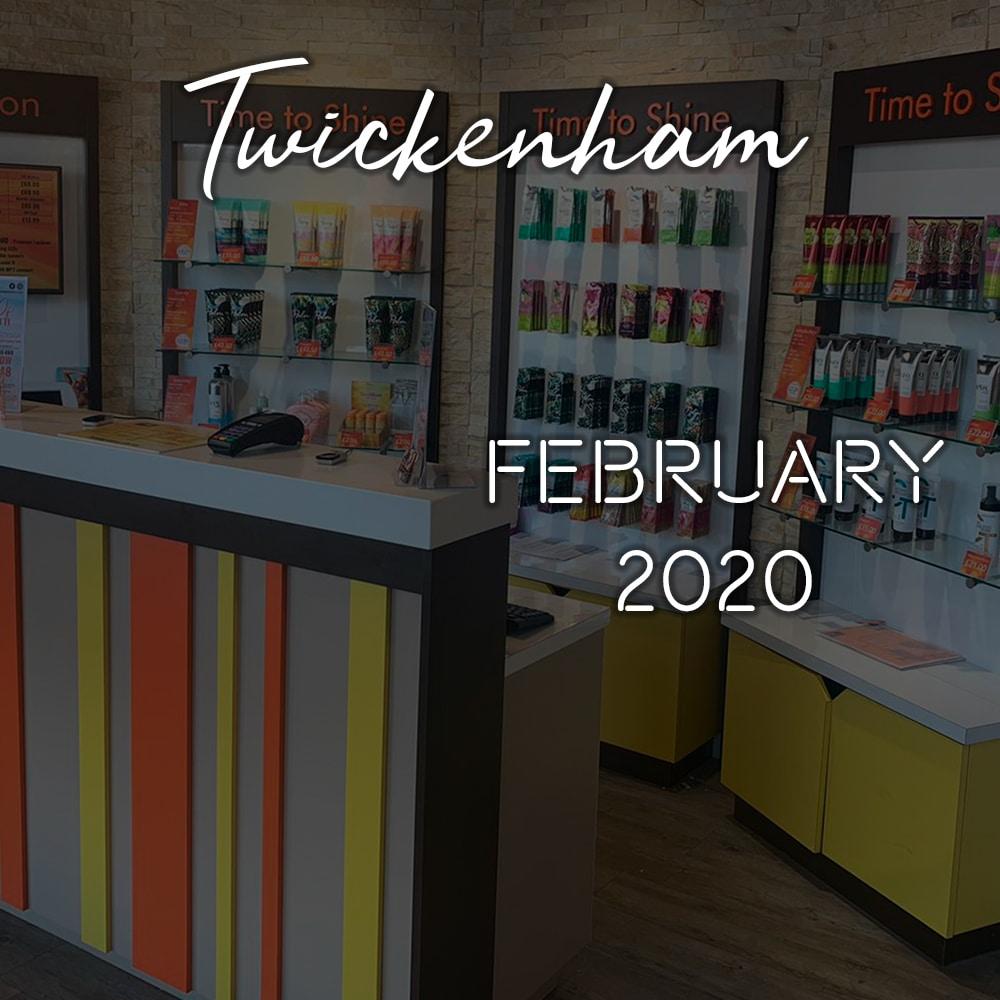 New to Twickenham! - The Tanning Shop