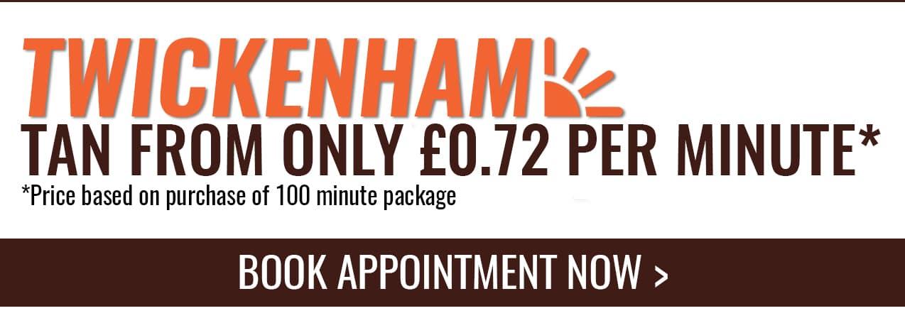 The Tanning Shop Twickenham - The Tanning Shop