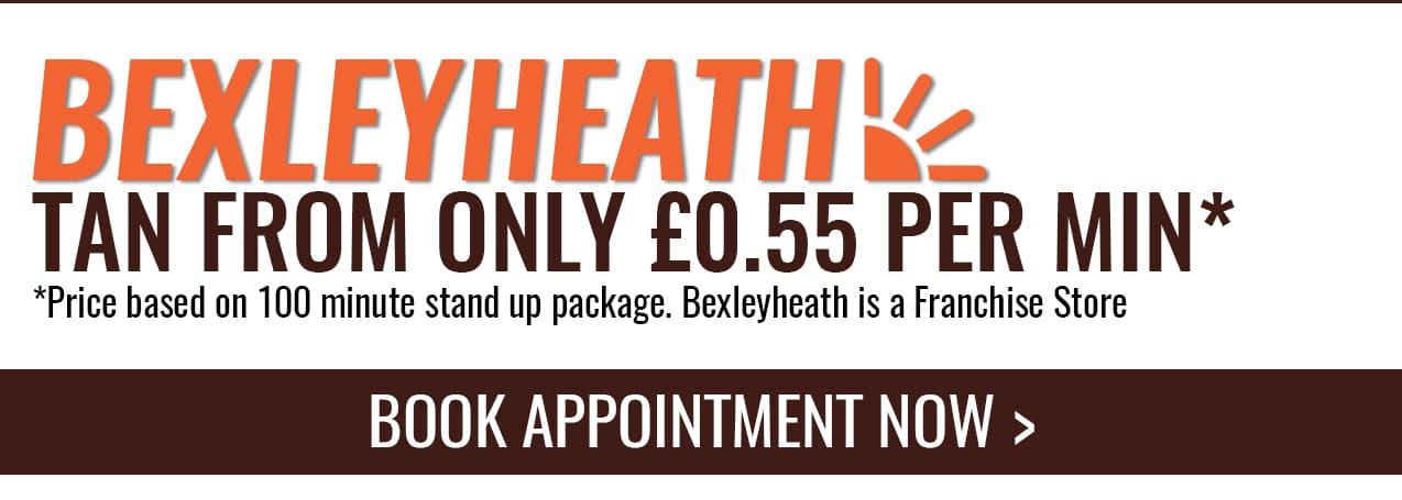 Tanning Shop Bexleyheath - The Tanning Shop