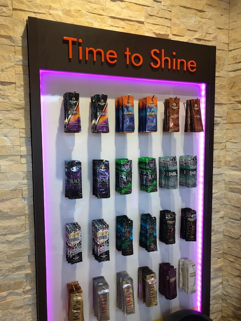 2020 Lotions - The Tanning Shop