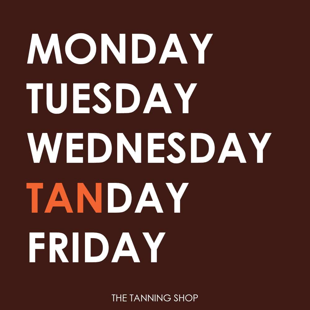 Spray Tan Prep - The Tanning Shop