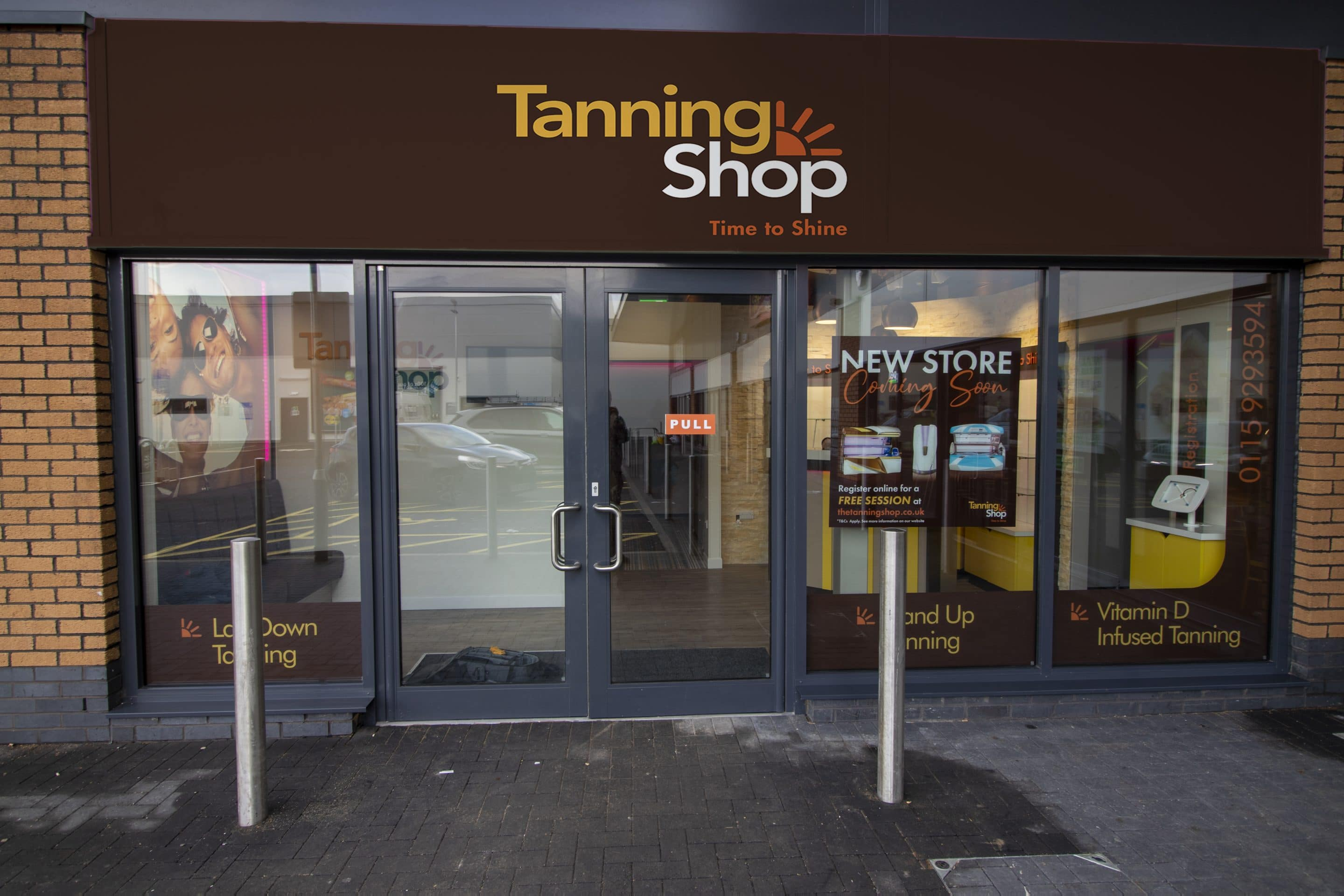 The Tanning Shop is set to open a second shop in Nottingham Beechdale Retail Park creating six jobs