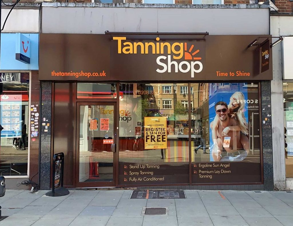 The Tanning Shop Enfield - The Tanning Shop
