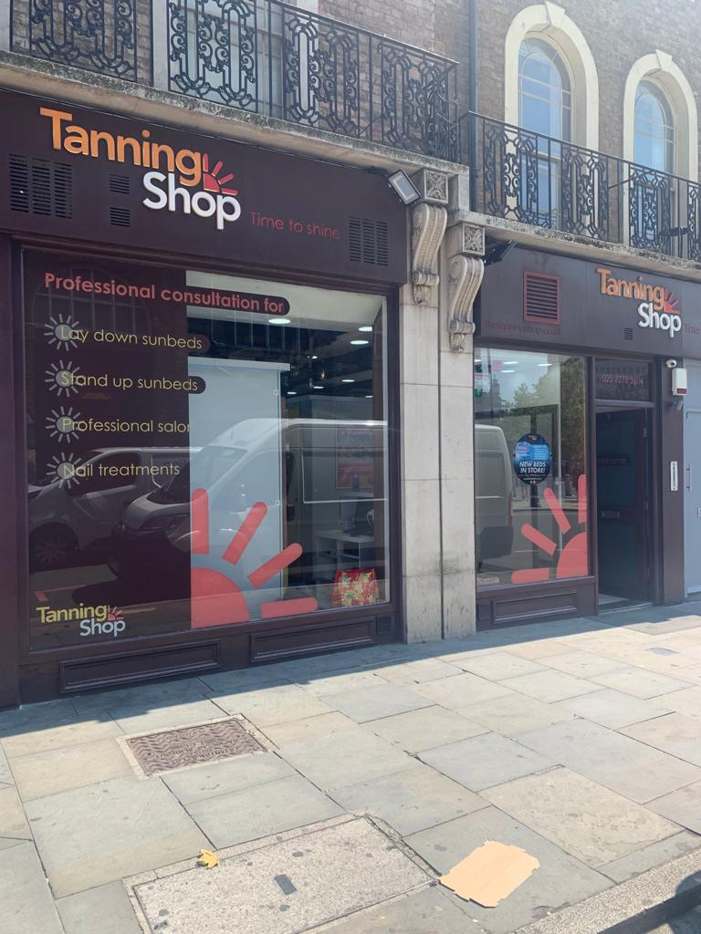 Tanning Shop Kings Cross - The Tanning Shop
