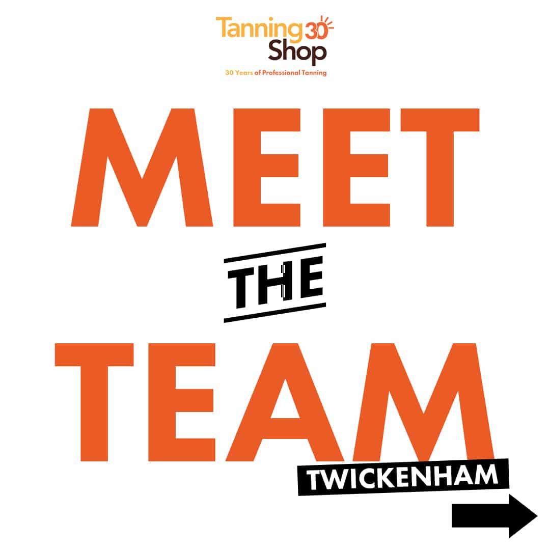 meet the tanning shop team Twickenham