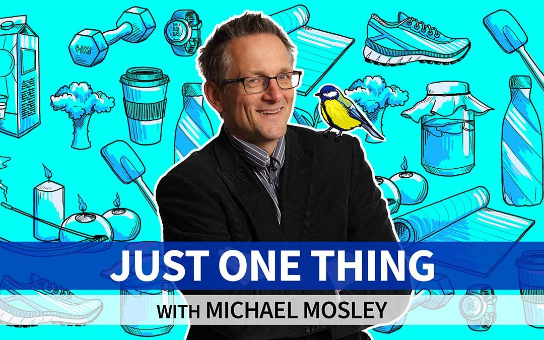 Just One Thing, Get Some Sun, Michael Mosley