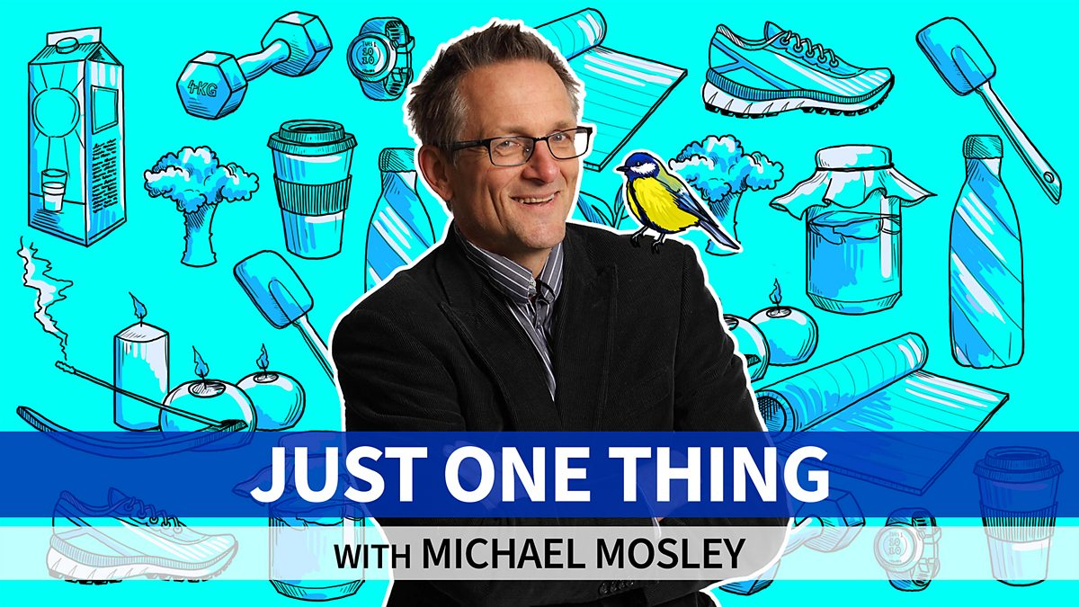 Just One Thing, Get Some Sun, Michael Mosley - The Tanning Shop